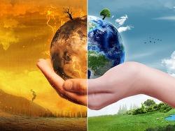 혹한과 폭염, 이란성 쌍둥이! 기후변화 문제 '적색경보'