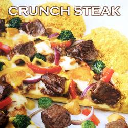 피자헛 크런치 큐브 스테이크 피자   네이버페이 20% 포인트 리워드