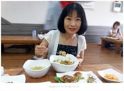 통영 맛집 영빈관 2호점 멍게비빔밥 한상차림은 엄지 척~~♡