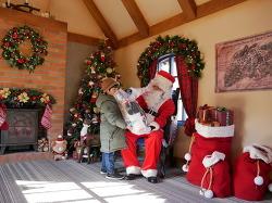 에버랜드에서 산타 할아버지를 만나다! 에버랜드 '산타하우스 선물패키지'