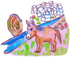 당나귀 귀