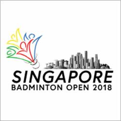 2018 배드민턴 월드투어 `500` 싱가폴오픈