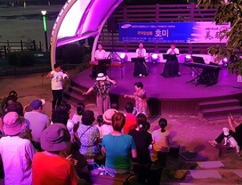 아산의 문화생활을 책임지는 소소한 콘서트