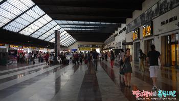 피렌체에서 피사 가는 기차 예약 방법!
