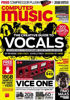 컴퓨터 뮤직 매거진 9월호 ( Computer Music Magazine CM233 ) 포함 총 11개의 잡지 무료로 받으세요. ^_^ ( 2016년 8월 20일까지.. )