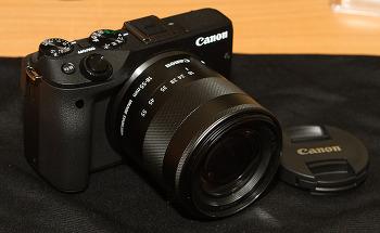 캐논 EOS M3 AF 정확성 및 LCD 화질