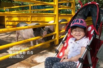 아이들이 좋아하는 체험형 동물원, 테마동물원 쥬쥬