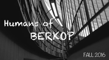 BERKOP 13기 :: Humans of BERKOP [소셜편]