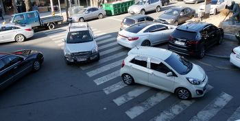 불법주정차 차량을 음주운전자가 박았다면 누구책임?