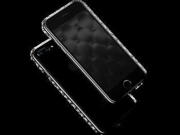 iDB 이번주 아이폰 배경화면 : 아이폰7 블랙모델에 어울리는 어두운 월페이퍼