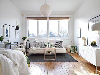 깨끗한 화이트 인테리어 white interior