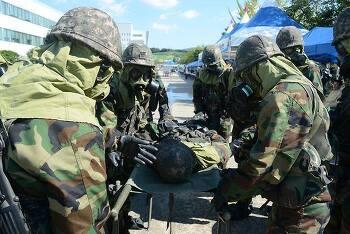 39보병사단 UFG연습 실제 훈련 실시