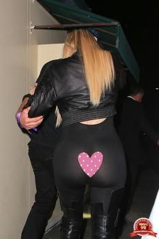 클로에 카다시안 (Khloe Kardashian) 어마무시 애플힙(?) ㅋㅋ