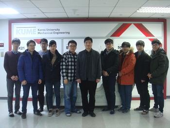 연구실 단체 사진(2015.02)