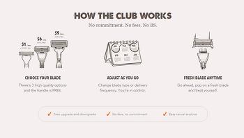 [최재홍의 Tech Talk, IT Trend 읽기] Shave Time & Money, Dollar Shave Club