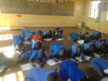 짐바브웨 차카리지역 아동 교육지원 프로젝트 이야기