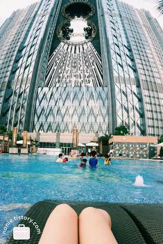 마카오 호텔여행 1. 가장 새로워진 마카오를 만나다 @ 스튜디오 시티