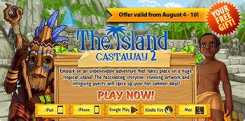 G5 [더 아일랜드 캐스트어웨이 The Island:Castaway 2] 풀버젼 | 무료 알림