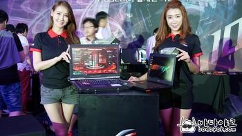 노트북도 수냉식 시대! 에이수스 게이밍 노트북 GX800