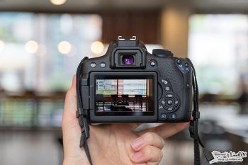 캐논 EOS 750D와 어울리는 렌즈 조합은?
