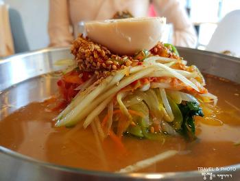 부산 대신동 맛집 국수정원, 집에서 먹는 국수 같아서 더 좋아