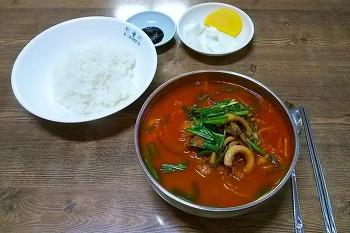 [대구맛집] 이천동 '진흥반점' - 전국 5대 짬뽕집