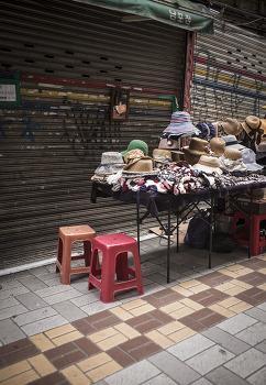 부산 자갈치 시장을 기념촬영하다. 의미화 하다.  by  포토테라피스트 백승휴