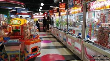[후쿠오카여행] 일본에서 만난 뽑기문화, 한국의 인형뽑기방은 애교수준