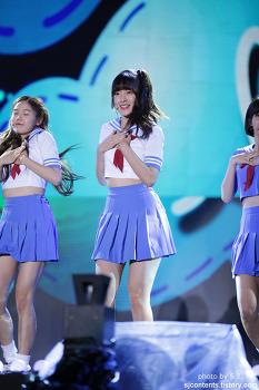 오마이걸(OH MY GIRL) G페스티벌 아시아 드림 콘서트