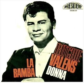 Oh, Donna - Ritchie Valens / 1958