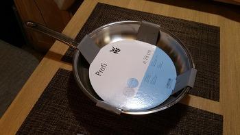 [gsshop] WMF 크로마간 프로피 스테인리스 후라이팬 28cm (\62,500)