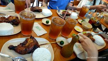 우리와 다른 필리핀사람들의 식습관 (내가 살을 뺄 수 없는 이유)