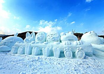 겨울여행지 추천! 12월의 아쉬움을 날려버릴 '12월 축제일정'