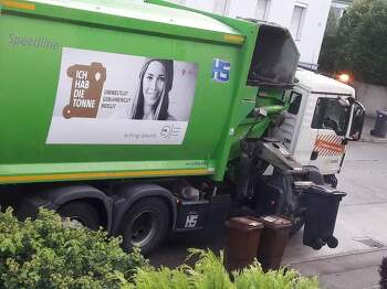 한국과 다른 독일의 쓰레기 수거 방식