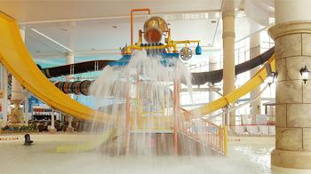 천안 가볼만한 곳! 천안 오션파크에서 즐기는 겨울 물놀이!