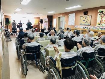 '두드림음악예술단' 찾아가는 드림 콘서트!