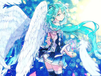 [初音ミクV3] Electric Angel (Aerial Flow 2016 Remix, Remake)