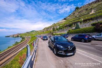 스위스 자동차 여행, 스위스 주차 방법 & 주유 방법 & 스위스 운전시 주의사항  & 허츠 렌트카 이용 팁 !!