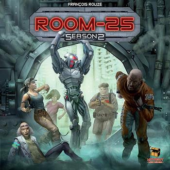 Room 25 (SEASON 2와 Escape Room) 확장 2개 한글자료