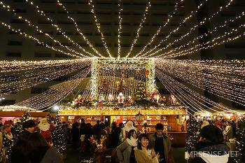 나가사키 함 후쿠오카? #3 : 텐진 크리스마스 마켓, 효탄스시, 코코이찌방야, 다이스앤다이스, 베이프, 스투시, 언디핏티드, 슈프림, 빔즈
