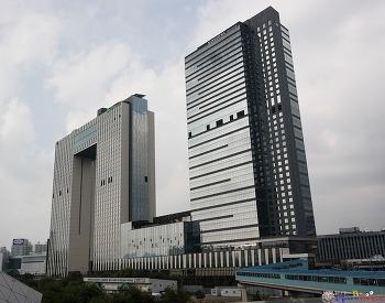 서울드래곤시티의 호텔 그리고 서부티엔디 Seoul Dragon City