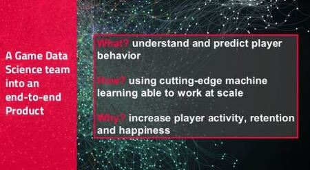 [Silicon Studio Corporation] 4Front Game Data Science - 게임 데이터 분석