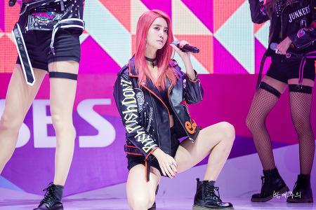 151228 EXID 정화 SBS Award Festival(SAF)