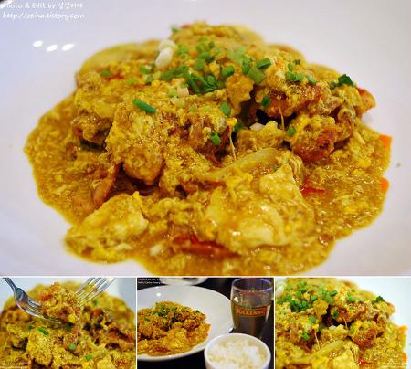 [건대 먹자골목 맛집] 저렴하고 푸짐하고 맛도 기가막힌, 스파이시 방콕!