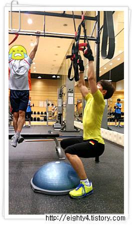 [PT 9일차] 역삼각형 등과 탄탄한 팔근육을 위한 운동!