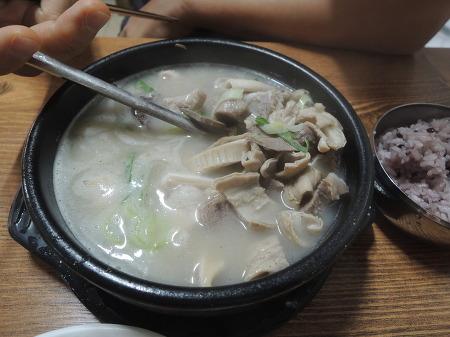 시골집... 공주 산성시장맛집 오래된 국밥집... 또 가고 싶은 가성비 최고의 식당