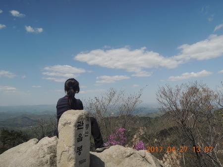 계룡산 등산코스... 계룡산 국립공원 갑사등산코스 등산지도... 갑사기점 원점회귀 등산로