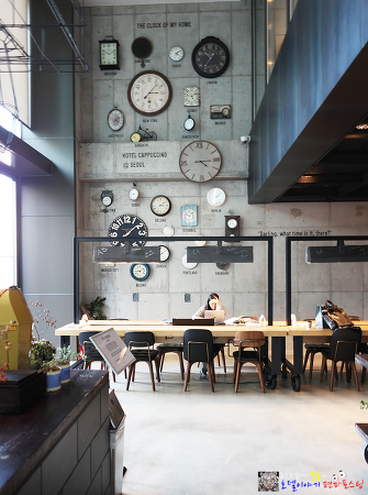 [호텔 카푸치노 Hotel Cappuccino] 부담없이 간다! 호텔 로비의 새로운 경향, 소셜로비 Social Lobby