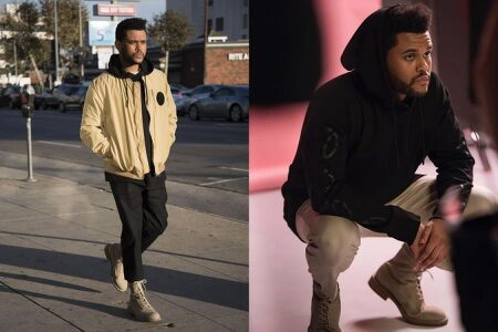 Weeknd x H&M Spring Icons 2017 Men's Lookbook