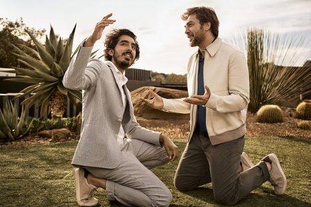 Ermenegildo Zegna Defining Moments Spring 2018 Advertising Campaign